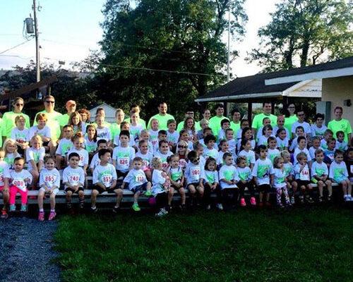 Community - Healthy Kids Running Series Lebanon