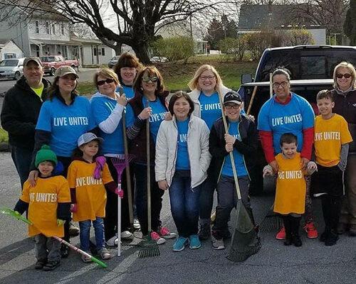 Community - Strickler Insurance Volunteering In The Community